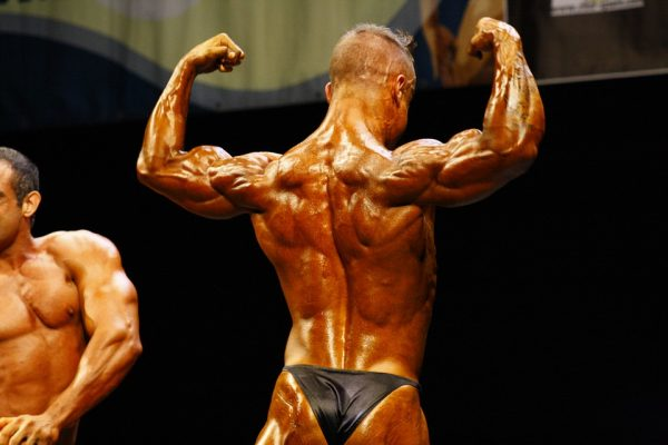 gara di natural bodybuilding